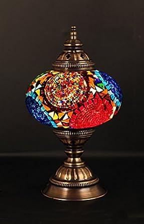 Table Lamp Lamp Shade Arabian Mosaic Lamps Moroccan Lantern Chandelier T