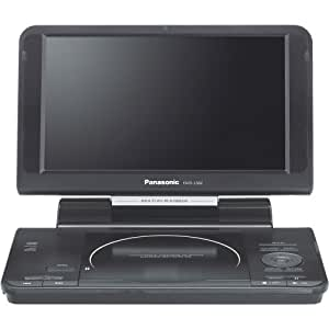 Panasonic DVD-LS92 9-Inch Screen Portable DVD Player