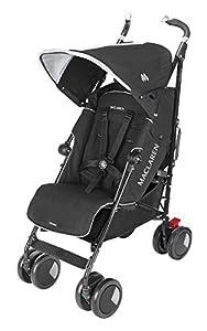 Maclaren Techno XT Stroller, Black