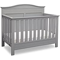 Serta Barrett 4-in-1 Convertible Crib (Grey)