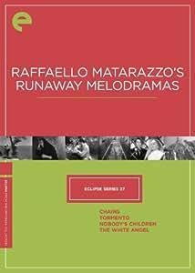 Eclipse Series 27: Raffaello Matarazzo's Runaway Melodramas (Chains / Tormento / Nobody's Children / The White Angel) (The Criterion Collection)