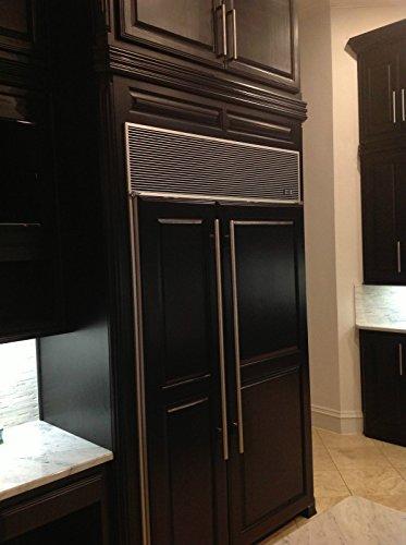 (USA Warehouse) Custom Stainless Steel Handle for SUB-ZERO Refrigerator - 3/4
