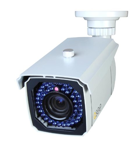Q-See Qd6501B Exview Had Ccd Ii Advance Elite 650 Tv Line Resolution With 120Ft Of Night Vision Camera