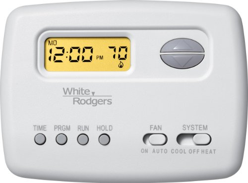 White-Rodgers 750 5-2 day Weekday-Weekend Programmable Single Stage Thermostat