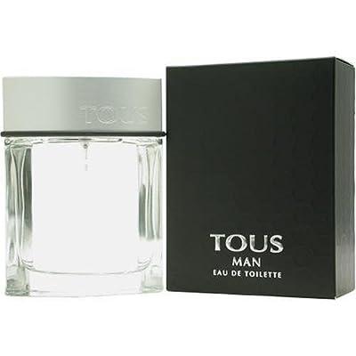 Tous By Tous Parfums For Men. Eau De Toilette Spray 3.4 OZ