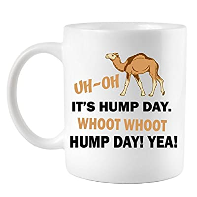 Hump Day Camel Coffee Mug