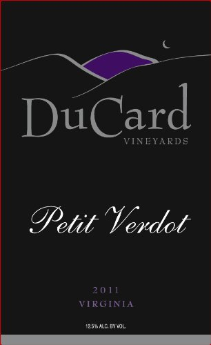 2011 Ducard Petit Verdot 750 Ml