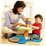 Distinctive VTech Sit-to-Stand Dancing Tower with accompanying ChildSAFE Door Stops