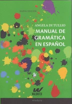 Manual De Gramática Del Español