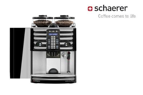 Schaerer Coffee Art 1-Step 2 Milk Espresso Machine Model Dfhbutton2Milk