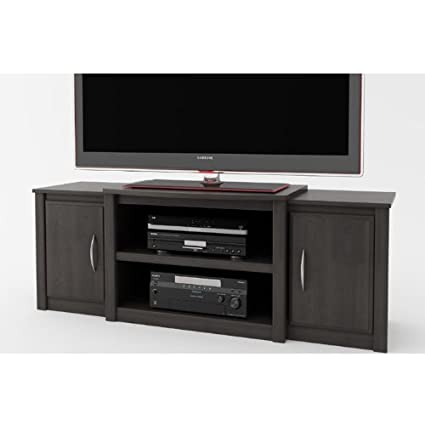 Ameriwood Contemporary TV Stand Entertainment Console