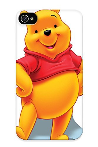 Emersonfong Case Cover Protector Specially Made For Iphone 4/4s Disney Pooh Tandup 31 45 Birt Ay Party Decoration At Awise Org (Ay Carbon compare prices)