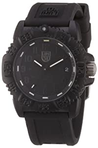 Luminox-Rubber-Quartz-Black-Womens