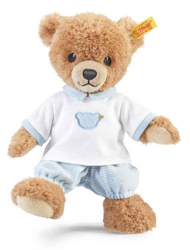Steiff Sleep Well Bear, Blue front-848253