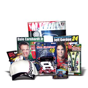 NASCAR Gift Baskets Perfect Graduation, Birthday Get Well Gift for Boys and Girls Under 10