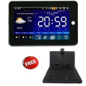 Maxtouuch 7'' Android 2.2 Tablet + Keyboard