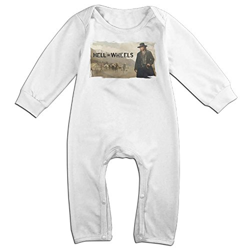 hell-on-wheels-baby-cool-long-sleeved-clothes-white