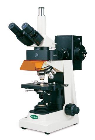 Vanguard Trinocular Fluorescence Microscope W/Infinity Corrected Phase Objectives 1486Fli