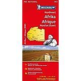 Nordwest-Afrika (Michelin Nationalkarte)