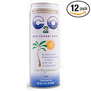 c2o coconut water joe rogan drinks