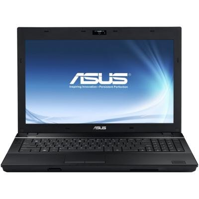ASUS B53F-C1B 15.6 Laptop (2.66GHz i5-560M Processor, 2 GB RAM, 320 GB Indurate Drive)