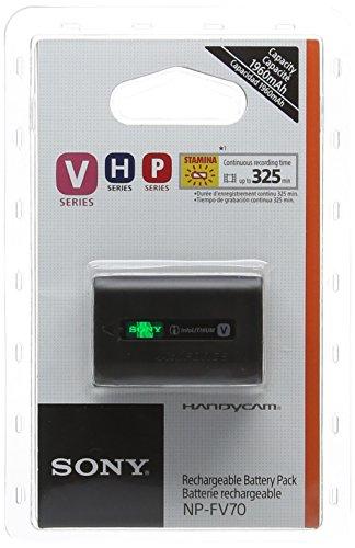 Sony-NP-FV70-Batteria-Ricaricabile-Serie-V-nero