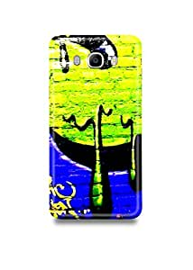 Shopmetro Colorful Graffiti Samsung J5 2016 Case-302
