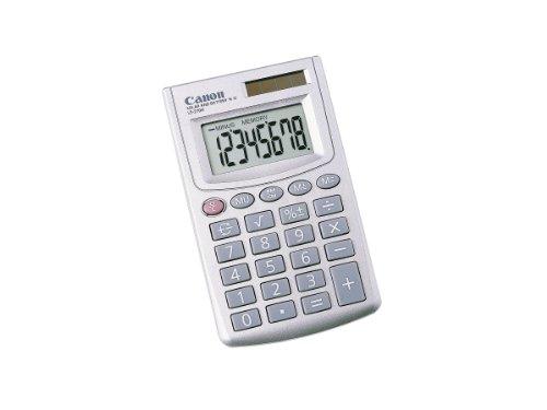 Canon LS-270H 8-digit pocket size calculator