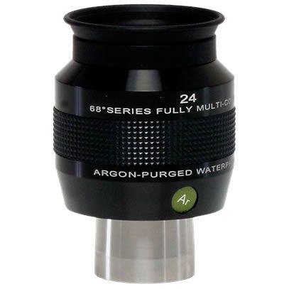 Explore Scientific 24Mm 68 Degree Series Argon-Purged Waterproof Eyepiece Epwp6824-01