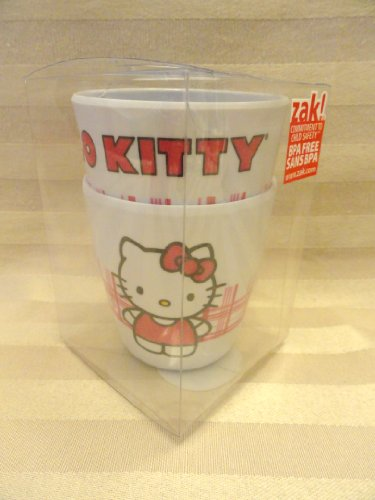 Hello Kitty Drink Cups