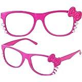 NERD Brille KITTY in Pink