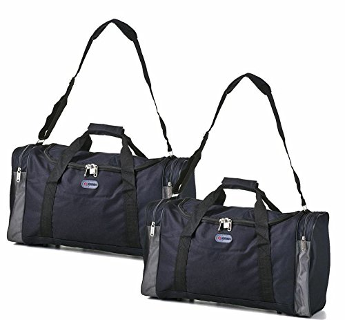 set-of-2-worlds-lightest-only-05kg-cabin-size-holdall-fits-ryan-air-easy-jet-55-x-40-x-20-flight-bag