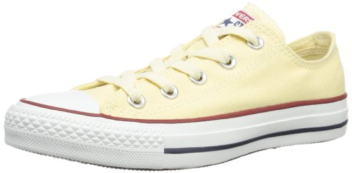 Converse Men's Chuck Taylor All Star Low Top Sneaker Natural White 4.5 M