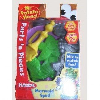 Mr. Potato Head - Mermaid Spud - Parts 'N Pieces front-1018459