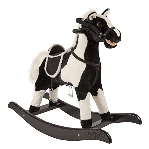 Rockin' Rider Patches Rocking Horse - 1
