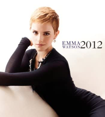 Emma Watson 2012 Calendar