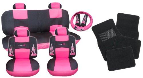 Car Accessories: Hot Pink Car Accessories