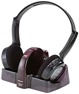 Sony MDR-IF240RK Wireless Headphone System (Discontinued by Manufacturer)