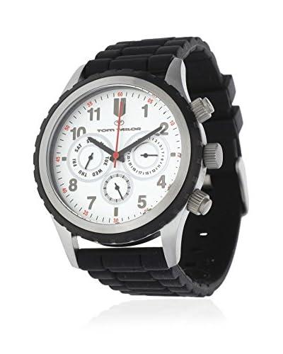 TOM TAILOR Reloj de cuarzo 5410202 Negro 42 mm