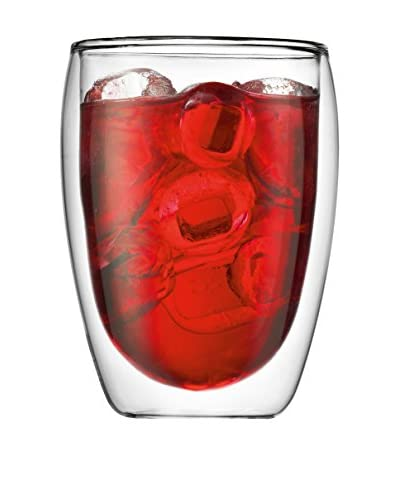 Bodum Pavina Double Walled 12-Oz. Glass