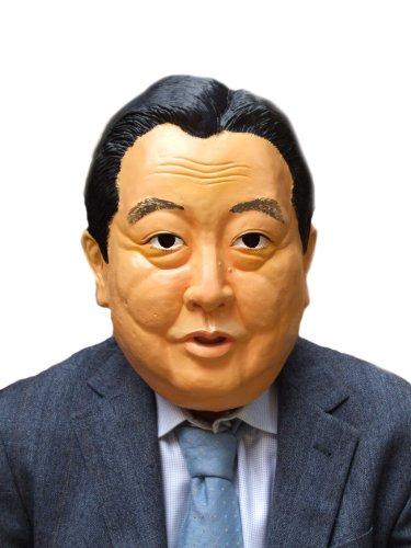 ラバーマスク M2 どじょう総理 野田くん