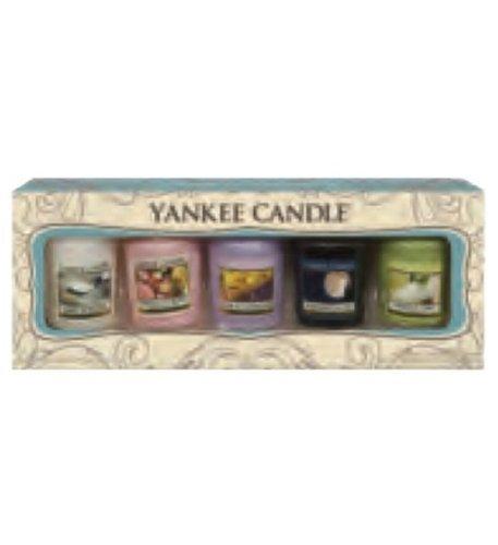 Yankee Candle 5 Sampler Classic Gift Set