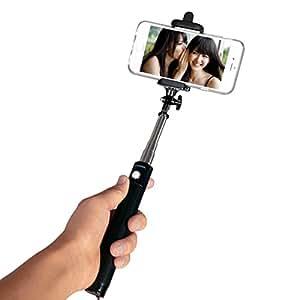 selfie stick soundsoul new self portrait monopod extendable wire. Black Bedroom Furniture Sets. Home Design Ideas