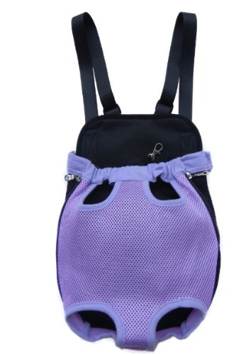 Evergreens Pet Dog Legs Out Front Carrier/Bag