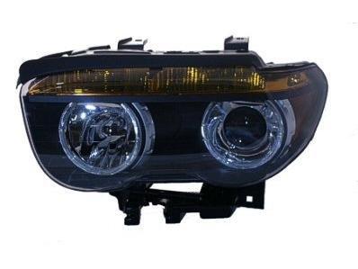 2011 Peterbilt MODEL 389 Side Roof mount spotlight -Chrome LED 6 inch Driver side WITH install kit