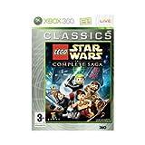 Lego Star Wars: Complete Saga Classics Xbox 360)
