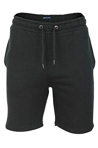 mens-jogger-shorts-by-brave-soul-tarley-black-size-m-m-black