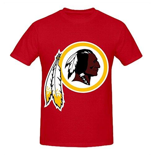 nfl-washington-team-logo-crew-neck-graphic-t-shirts-for-men-red
