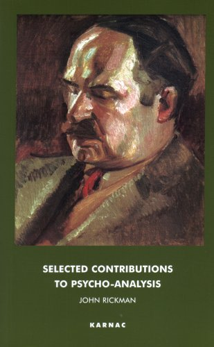 Selected Contributions to Psychoanalysis