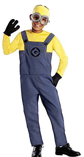 Sixkiss Despicable Me Boys Minion Costumes